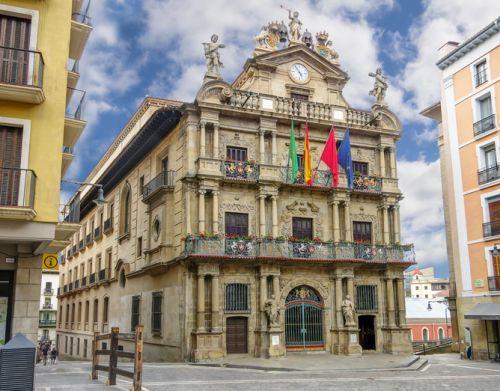 San fermines Ayuntamiento Pamplona