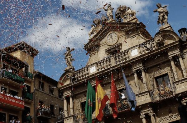 El Chupinazo 2021: qué es, cuándo es, dónde se celebra y algunas curiosidades Ayuntamiento