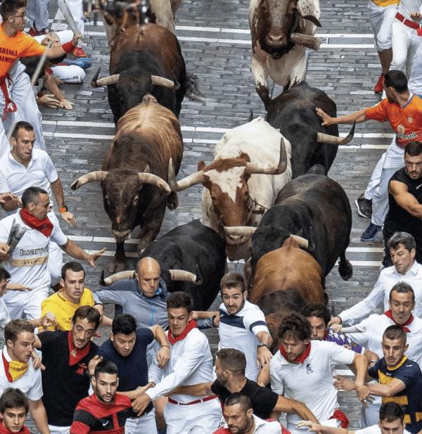 El Chupinazo 2021: qué es, cuándo es, dónde se celebra y algunas curiosidades toros