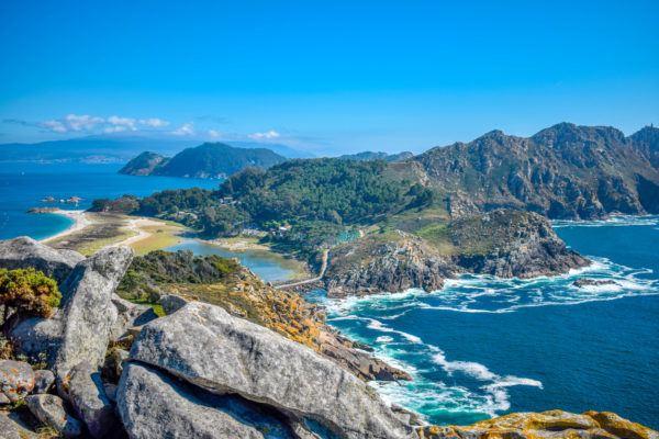 Mejores lugares para ir de vacaciones en verano Rías Baixas galicia