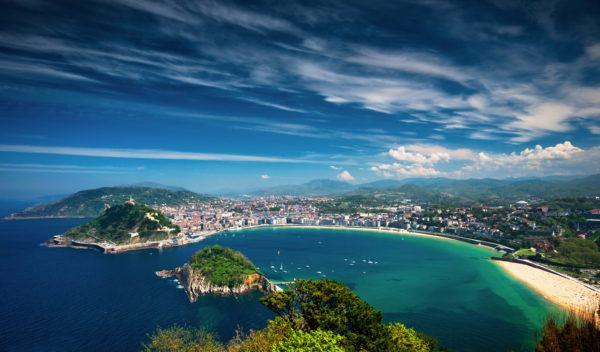 Mejores lugares para ir de vacaciones en verano San sebastian