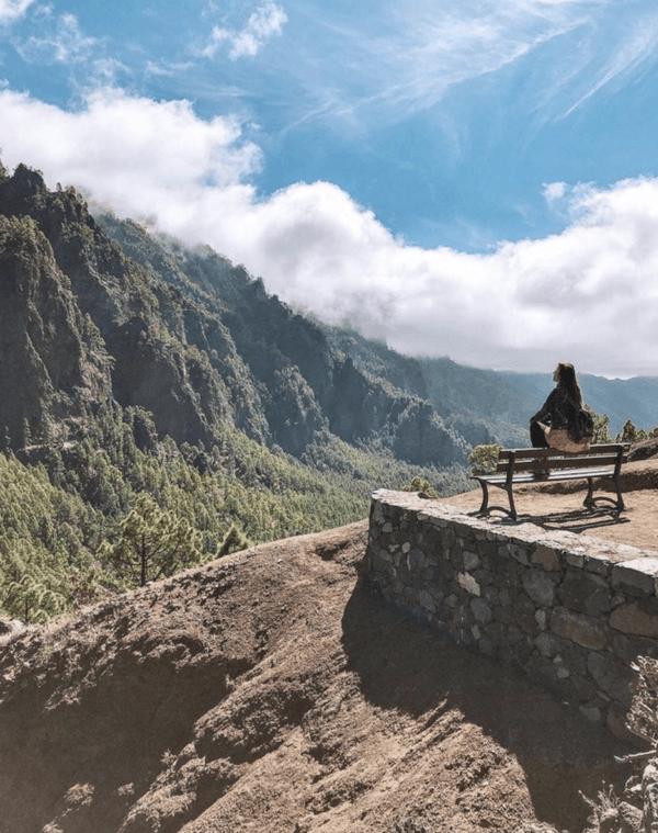 Las mejores rutas de España para disfrutar de la montaña Caldera Taburiente La Palma