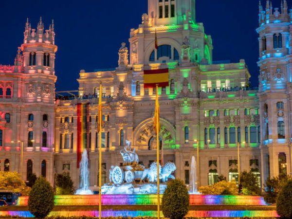 Orgullo gay de madrid 2021