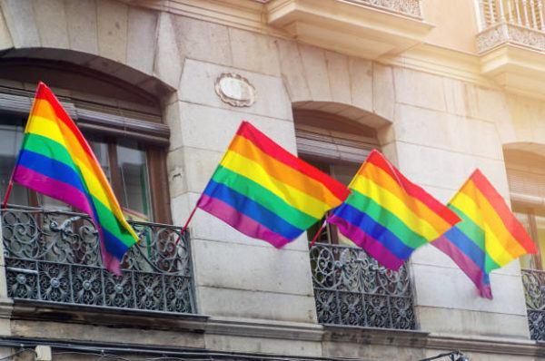 Orgullo gay madrid 2021