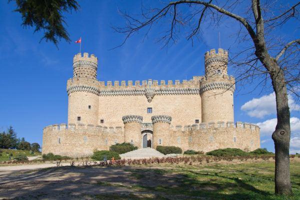 Excursiones adolescentes madrid castillo manzanares_real