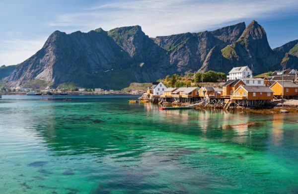 Mejores sitios de europa para bucear Islas Lofoten 2
