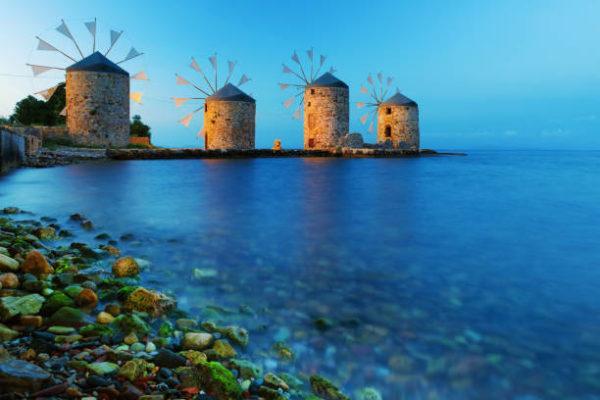 Mejores sitios de europa para bucear isal quios grecia 1