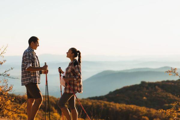 Viajes recomendados para embarazadas  montaña