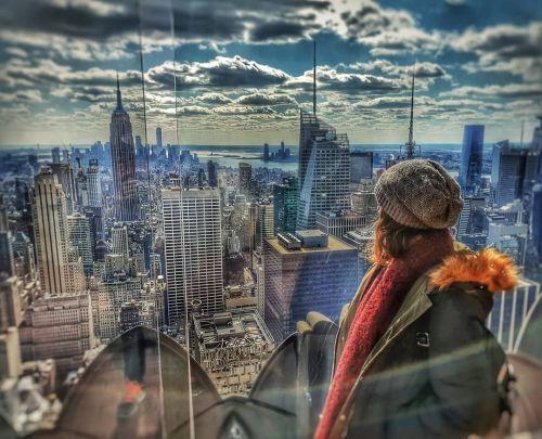 Mirador Top of the Rock Nueva York