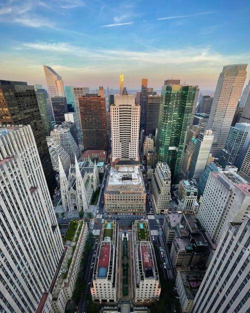Nueva York desde lo alto