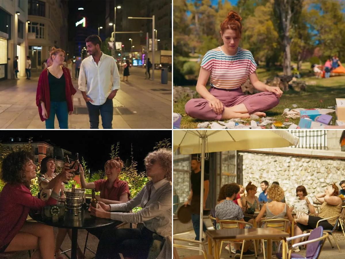 Las localizaciones de la serie Valeria en Madrid: Temporada 1 y 2
