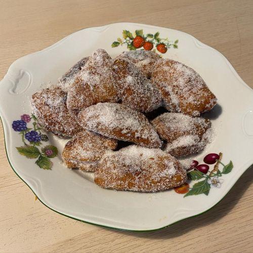 Borrachuelos dulces