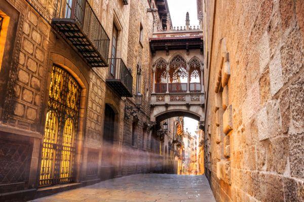Que ver barcelona barrio gotico