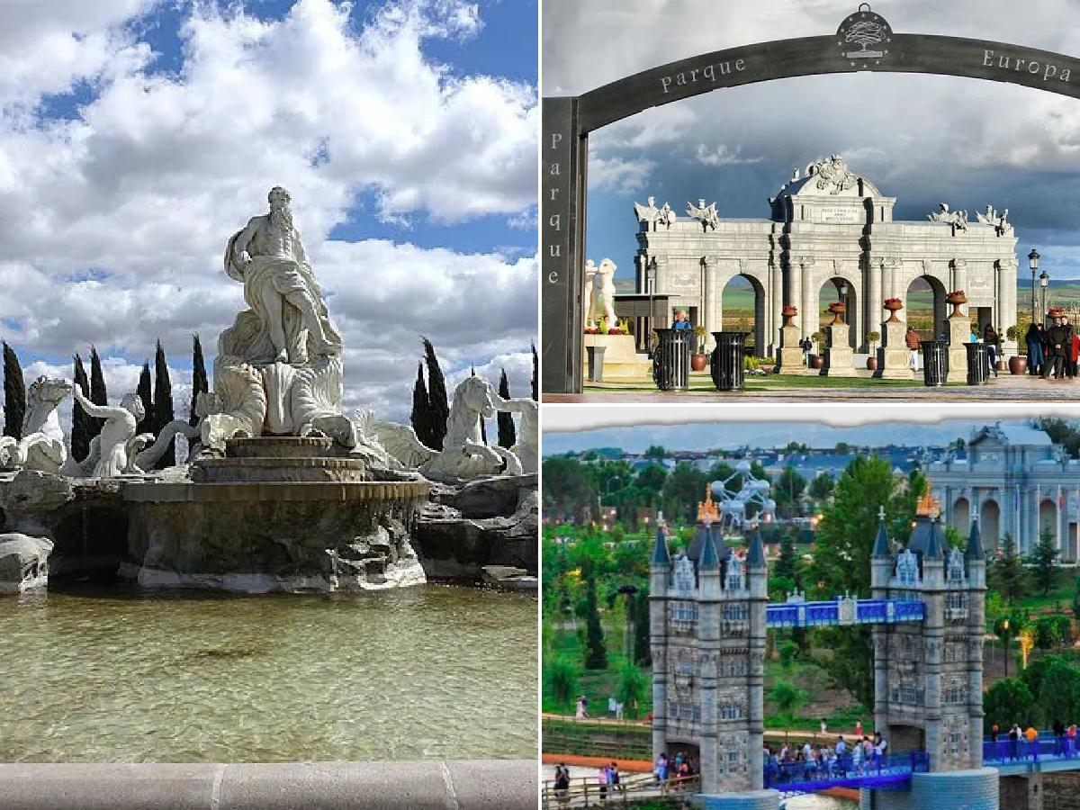 Parque de Europa de Torrejón 2022: horario, precios y qué ver