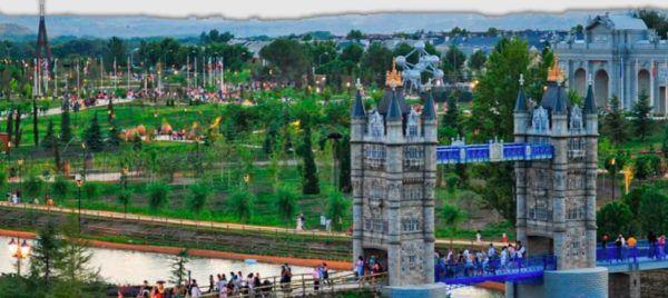 Parque de europa de torrejon horarios