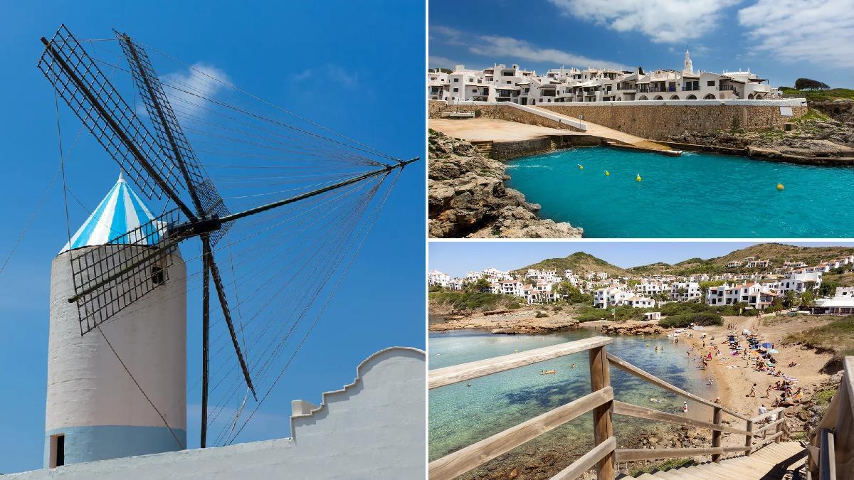 Los 5 pueblos más bonitos de Menorca