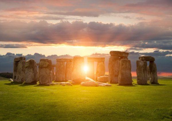Stonehenge historia