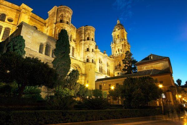 Malaga catedral