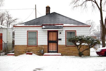 casa de la infancia de mickael jackson