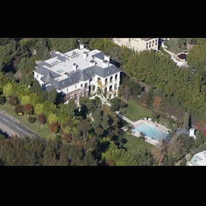 casa de la muerte de Michael Jackson