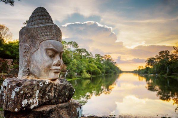 Ciudades perdidas angkorñ