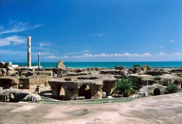 Ciudades perdidas cartago