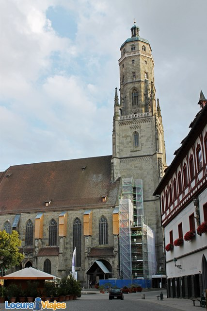nordlingen_st_george_church