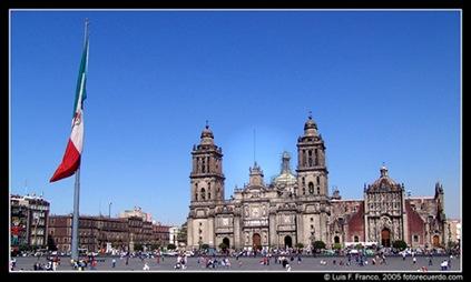 catedral del zocalo