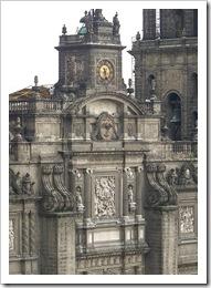 catedral del zocalo fachada