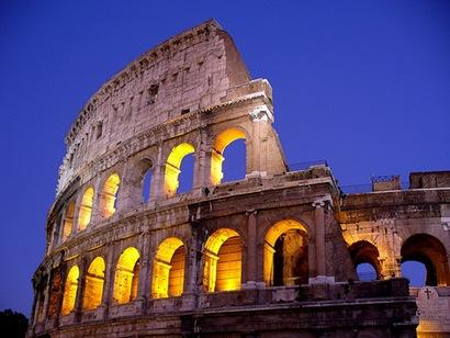 maravillas roma