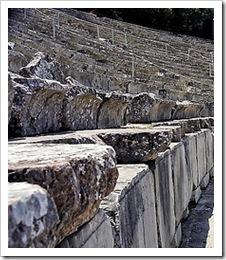 teatro de epidauro, s IV ac, peloponeso, argolida, 2