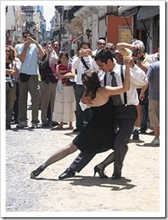 Baile de Tango