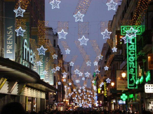 lugares-para-viajar-en-navidad-2014-madrid-españa