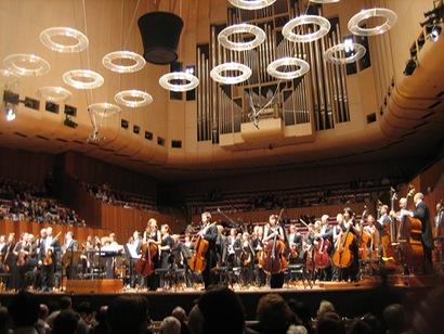 Ópera de Sidney (Auntralia) Operadesidneypordentro03