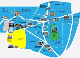 barrio la latina de madrid