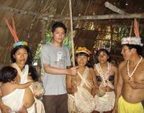 Huaorani.