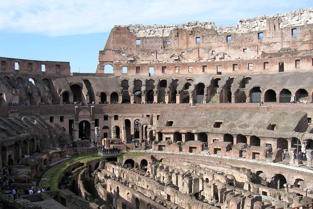 El Coliseo Romano El Símbolo Del Imperio De Roma Locuraviajescom