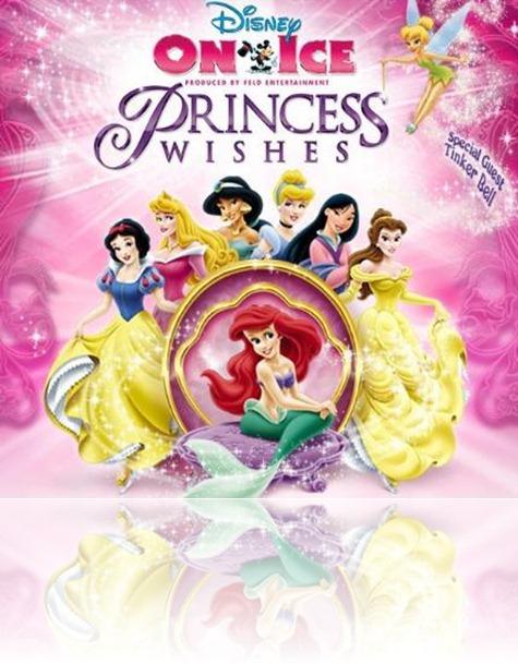 Espect  Culo De Disney Sobre Hielo  Acrobacias  Fantas  A Y Princesas