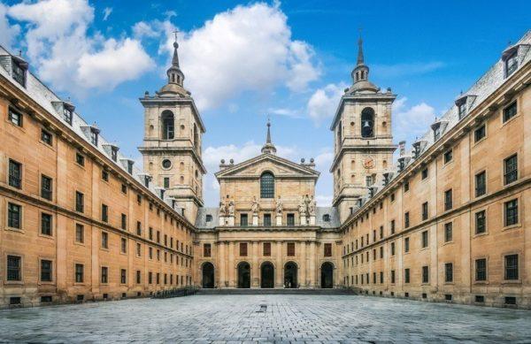 Excursiones desde madrid escorial
