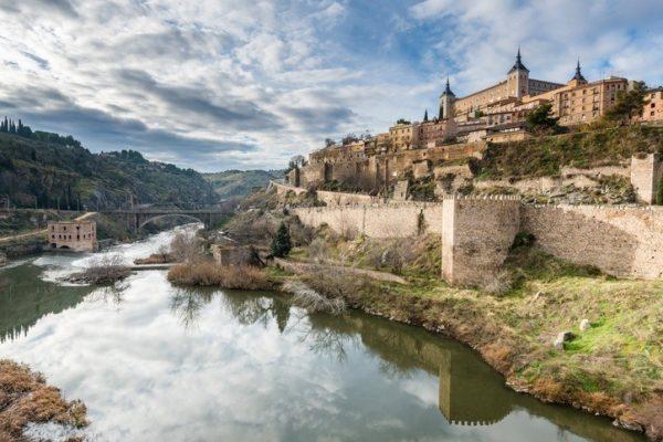 Excursiones desde madrid toledo