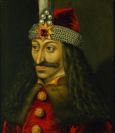 Vlad tepes , el empalador