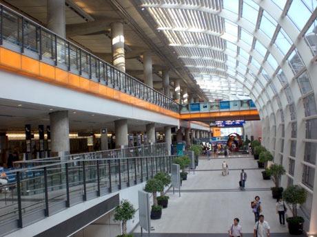 Aeropuertos mejores del mundo