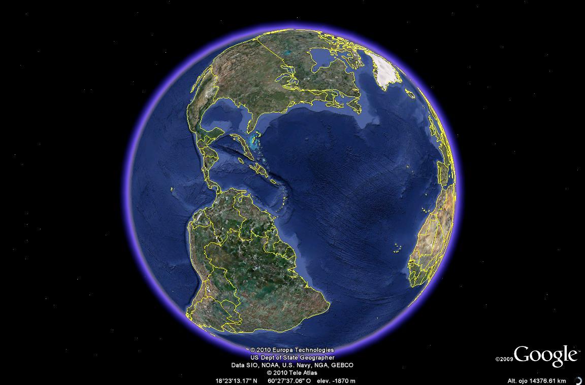 ... el estudio del planeta tierra los iremos dividiendo en diferentes