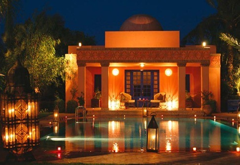 Marrakech romantico