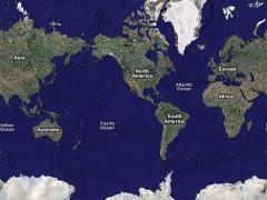 Formas de representación de la Tierra