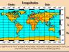 Coordenadas Geograficas: latitud y longitud