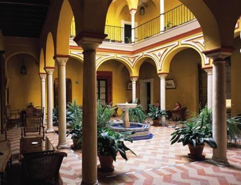 Hotel la casa de la Judería en Sevilla