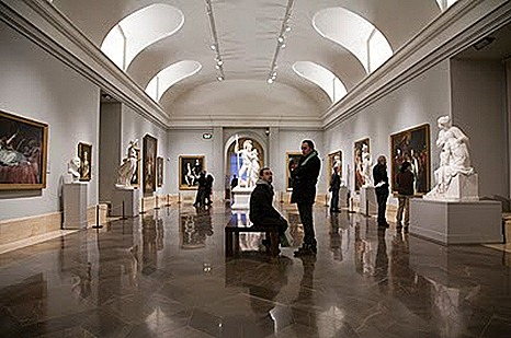 Visitar el Museo Visitar el Museo Del Prado es