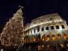2, arbol de navidad coliseo romano