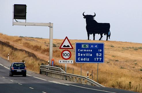 distancias kilometricas entre capitales espanolas: